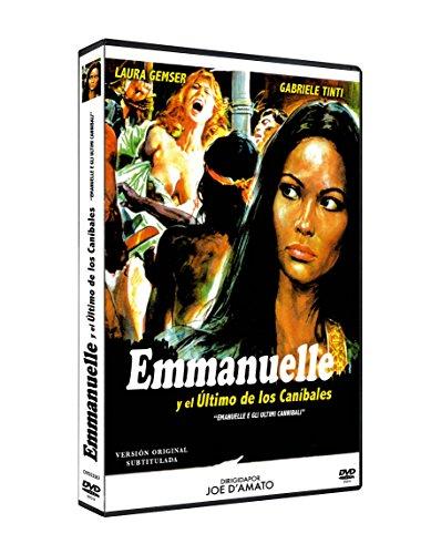 Emanuelle e gli ultimi cannibali (EMMANUEL Y LOS ULTIMOS CANIBALES (VOS) - DVD -, Spanien Import, siehe Details für Sprachen)