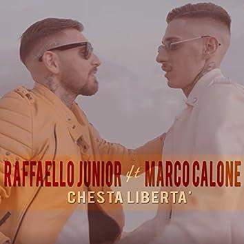 Chesta libertà (feat. Marco Calone)