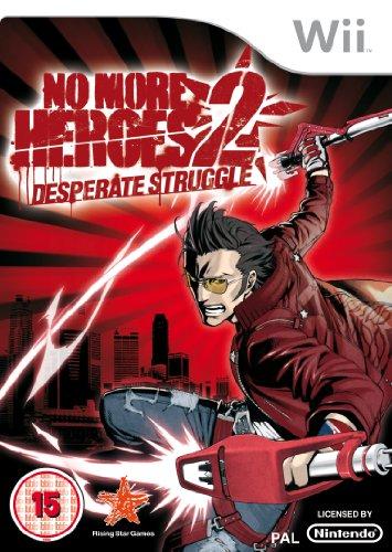 No More Heroes 2 - Desperate Struggle (Wii) [Importación inglesa]