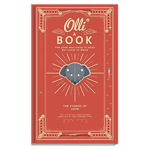 Olli's notitieboekje bedrukken - Hardcover
