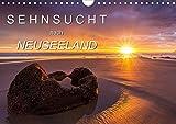 Sehnsucht nach Neuseeland (Wandkalender 2020 DIN A4 quer): Kommen Sie mit auf die Sehnsuchtsreise mit diesen grandiosen Landschaftsbildern. (Monatskalender, 14 Seiten ) (CALVENDO Orte) - Thomas Klinder