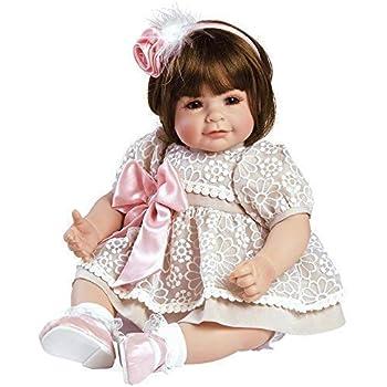 50.8cm Lebensechte Größe Groß Happy Gesicht Weich Körper Babypuppe Girl Boy Play