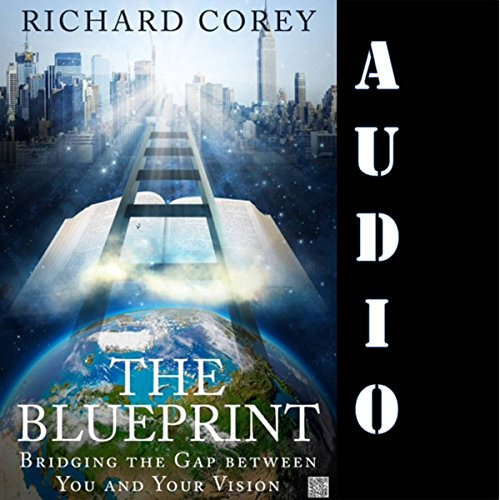 The blueprint audiobook richard corey audible the blueprint cover art malvernweather Image collections