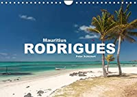 Mauritius - Rodrigues (Wandkalender 2022 DIN A4 quer): Die wunderbare Trauminsel im indischen Ozean in einem faszinierenden Kalender vom Reisefotografen Peter Schickert. (Monatskalender, 14 Seiten )