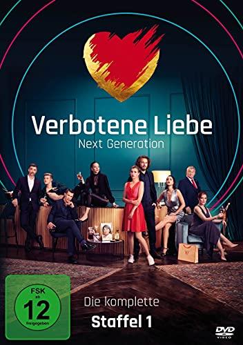 Verbotene Liebe: Next Generation - Die komplette Staffel 1 [2 DVDs]