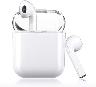 Auriculares Inalámbricos, Bluetooth 5.0,Auriculares con microfono,HiFi Estéreo Auriculares Bluetooth,Cancelación de Ruido ...