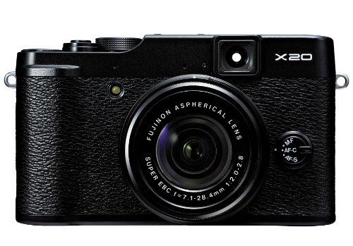 Fujifilm X20 12 MP Digital Camera