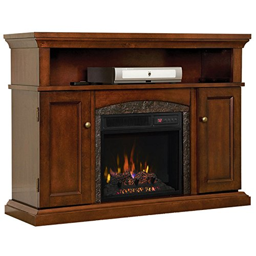 Electric Fireplace Entertainment Centers Amazon Com