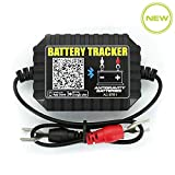 Antigravity Batteries Lithium Battery Tracker - Bluetooth Monitoring System for Your Vehicles Lithium Battery (AG-BTR-1) - Use Your Phone to Track History