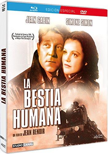 Bestie Mensch (La bête humaine, Spanien Import, siehe Details für Sprachen)