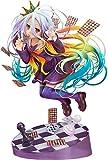No Game No Life Shiro Good Smile Company Ver. Figura de acción de PVC Personaje de Dibujos Animados Muñeca Juguetes Regalos
