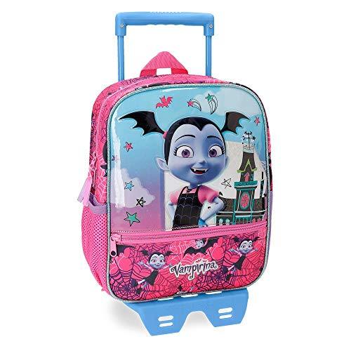 Vampirina Preschool Backpack W/Trolley, 28 cm