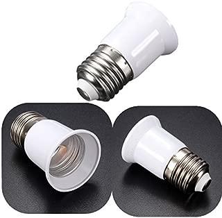 Lights & Lighting - Light Bulb Extender Socket Extension Changer E26 To E26 - E27 To E27 Lamp Holder Converters Adapter Lamp Holder For Led Lighting - - 1pcs