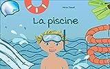Livre pour les enfants: 'La piscine' (French Edition): (Un livre d'images pour les enfants, Apprentissage précoce, Concepts de base)
