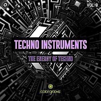 Techno Instruments, Vol. 8 (The Energy Of Techno)
