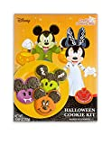 Crafty Cookie Kits Disney Mickey Mouse Halloween Cookie Kit - Includes Mickey Mouse Cookie Cutters Included - Perfect Halloween Cookie For Trick Or Treat Night, Kids Halloween Party - Net Wt. 10.68oz
