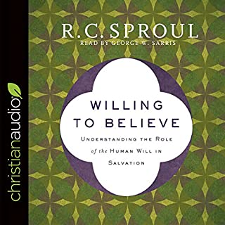 Willing to Believe audiobook cover art