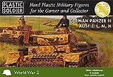 Soldado plástico 15mm alemán Panzer III Ausf. J L M N # WW2V15010