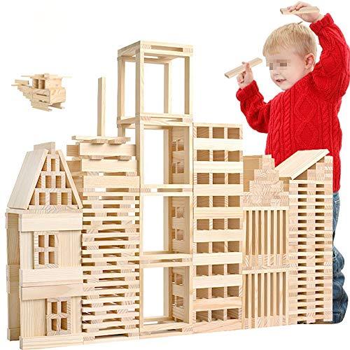 Liuxiaomiao-Toy Blocs Jouets Enfants 3-12 Ans Bâtiments Bâtiments Modèle de Jouet Modèle de Puzzle Jouets for Enfants pour la Famille de la Maternelle (Color : Multi-Colored, Size : One Size)