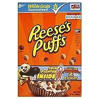 リースのパフの穀物368グラム (x 2) - Reese's Puffs Cereal 368g (Pack of 2) [並行輸入品]
