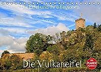 Die Eifel und ihre Regionen - Die Vulkaneifel (Tischkalender 2022 DIN A5 quer): Eine Reise in die wunderschoenen Regionen der Eifel (Geburtstagskalender, 14 Seiten )