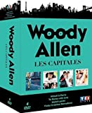 Woody Allen - Les capitales : Minuit à Paris + To Rome With Love + Match Point + Vicky Cristina Barcelona [Francia] [DVD]