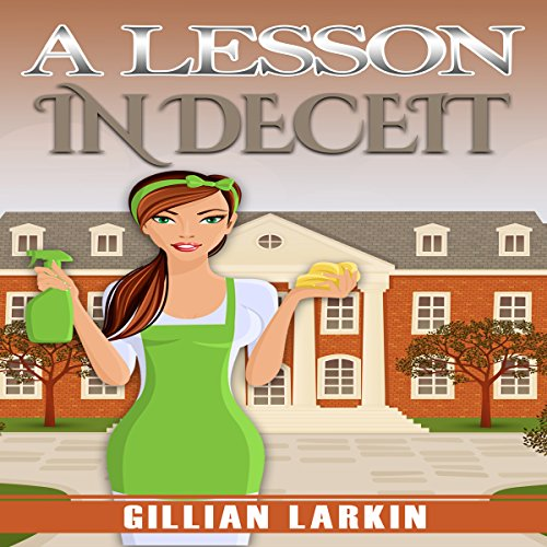 A Lesson in Deceit audiobook cover art