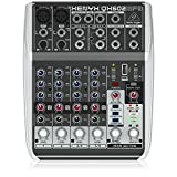 Behringer QX602MP3 Premium 6-Input 2-Bus Mixer with XENYX Mic Preamps