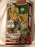 WWE Elite Best of PPV John Cena Figura Acción ( Build a John Laurinaitis Figura)