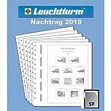 Leuchtturm SF-Nachtrag Bundesrepublik Deutschland 2018 -