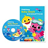 Pinkfong Baby Shark and Animal Friends DVD ピンキッツ ベイビーシャークDVD Baby Shark(サメのかぞく)他全63曲80分収録 image