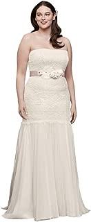Best davids bridal plus size dresses on sale Reviews