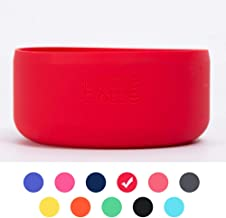 Protective Silicone Sleeve Fit 12-64oz for Hydro Flask,Simple Modern,Takeya,MIRA, Iron Flask and Other Brand Water Bottle, Square and Rounded Bottom Boot