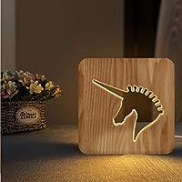 ペンダント3Dランプテーブル 投光器 led led投光器 3Dランプナイト ライトスタンドライト 寝室 動物の形 寝室のもの ティーン向けのクールなアイテム