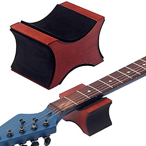 Almohada de apoyo para el cuello de la guitarra eléctrica acústica, bajo,...