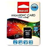 Maxell - Tarjeta de memoria micro SD para Xenium W732 (16 GB)
