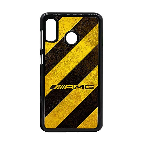 Cajas del Teléfono De La Pc Durable Hombre Compatible para Huawei 2019 Y9 Prime Diseño Amg 6