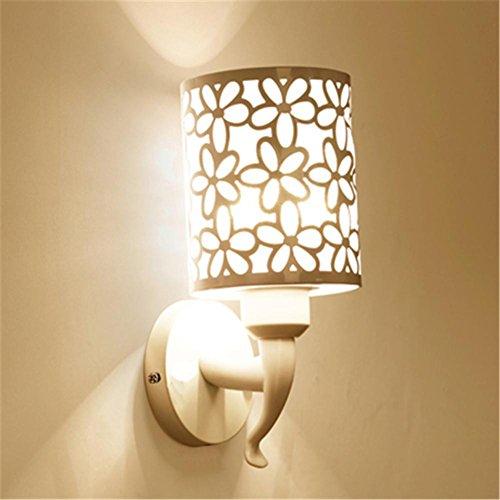 Applique Moderne Simple LED Lampe De Chevet Creative Chambre Salon Salle D'étude Escalier Allée Hôtel Décoration Mur Lumière, G