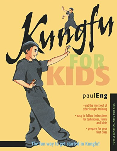 Kungfu for Kids (Martial Arts For K…