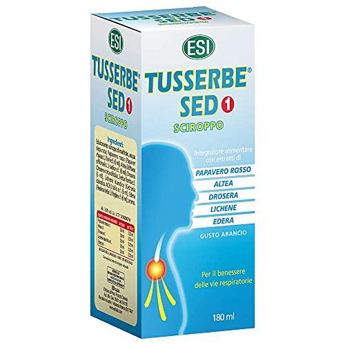 Esi Tusserbe Sed Sciroppo - 180 ml