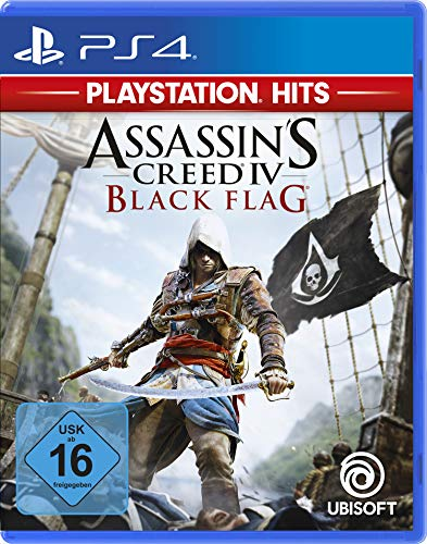Assassin's Creed 4: Black Flag - PlayStation Hits - [PlayStation 4]