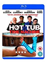 Hot Tub Time Machine [Blu-ray] [Import]