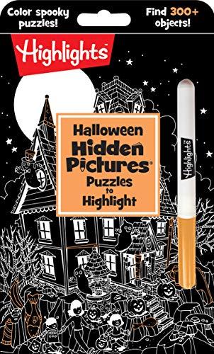 Halloween Hidden Pictures® Puzzles to Highlight (Highlights™ Hidden...
