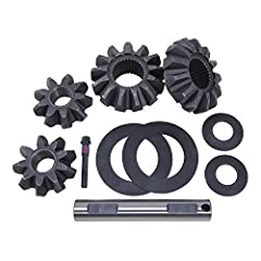 "1 Year Warranty OEM Replacement Quality For Standard open on a 2000-2006 GM8.6"" Rear End. This spider gear set fits '00-'06 V2 carriers ONLY, with carrier casting numbers 7875 or 1073. Measures 2.8 inch across between side gear mounting surfaces Incl..."
