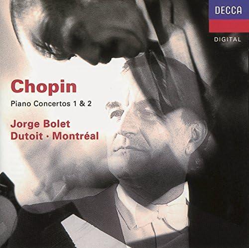 Jorge Bolet, Orchestre Symphonique de Montréal & Charles Dutoit
