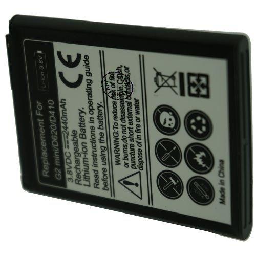 Batt OTECH para LG G2Mini/D620/D410–3.8V 2440mAh
