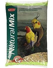 Padovan Naturalmix Parrocchetti - Alimento Completo per parrocchetti - 4,5 kg