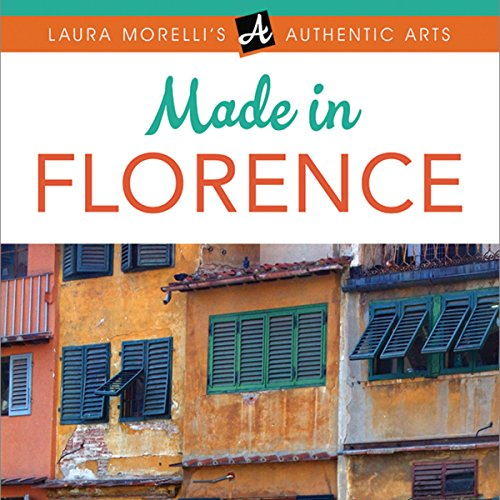 Made in Florence audiobook cover art