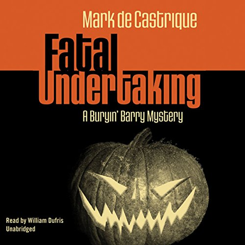 Fatal Undertaking audiobook cover art