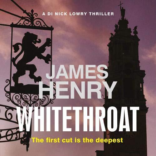 Whitethroat cover art
